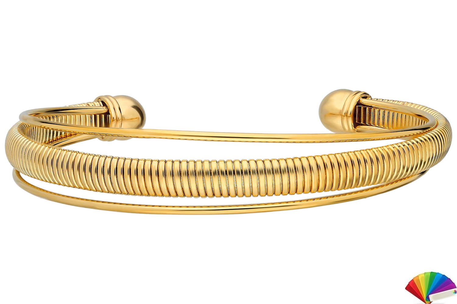 Bangle:BLZ1491 / Gold