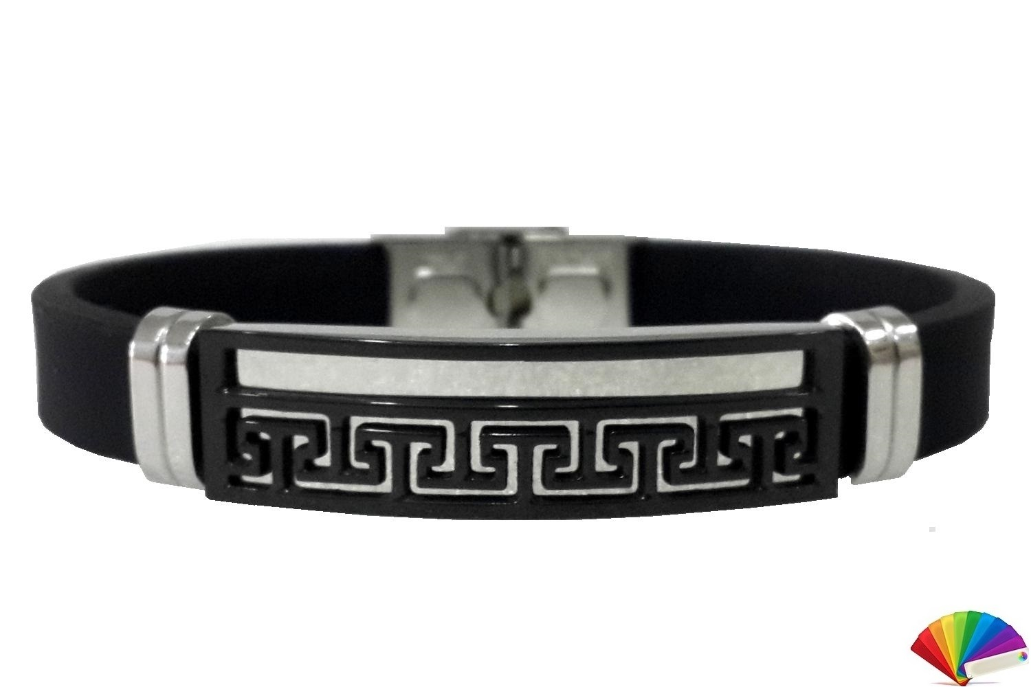 Bangle Rubber:BLZ538 / Black