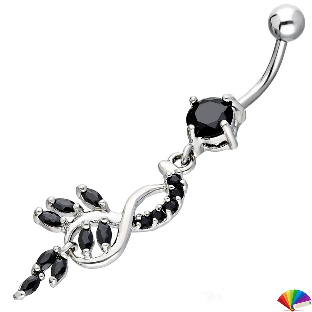 Belly Piercing:PRG003A