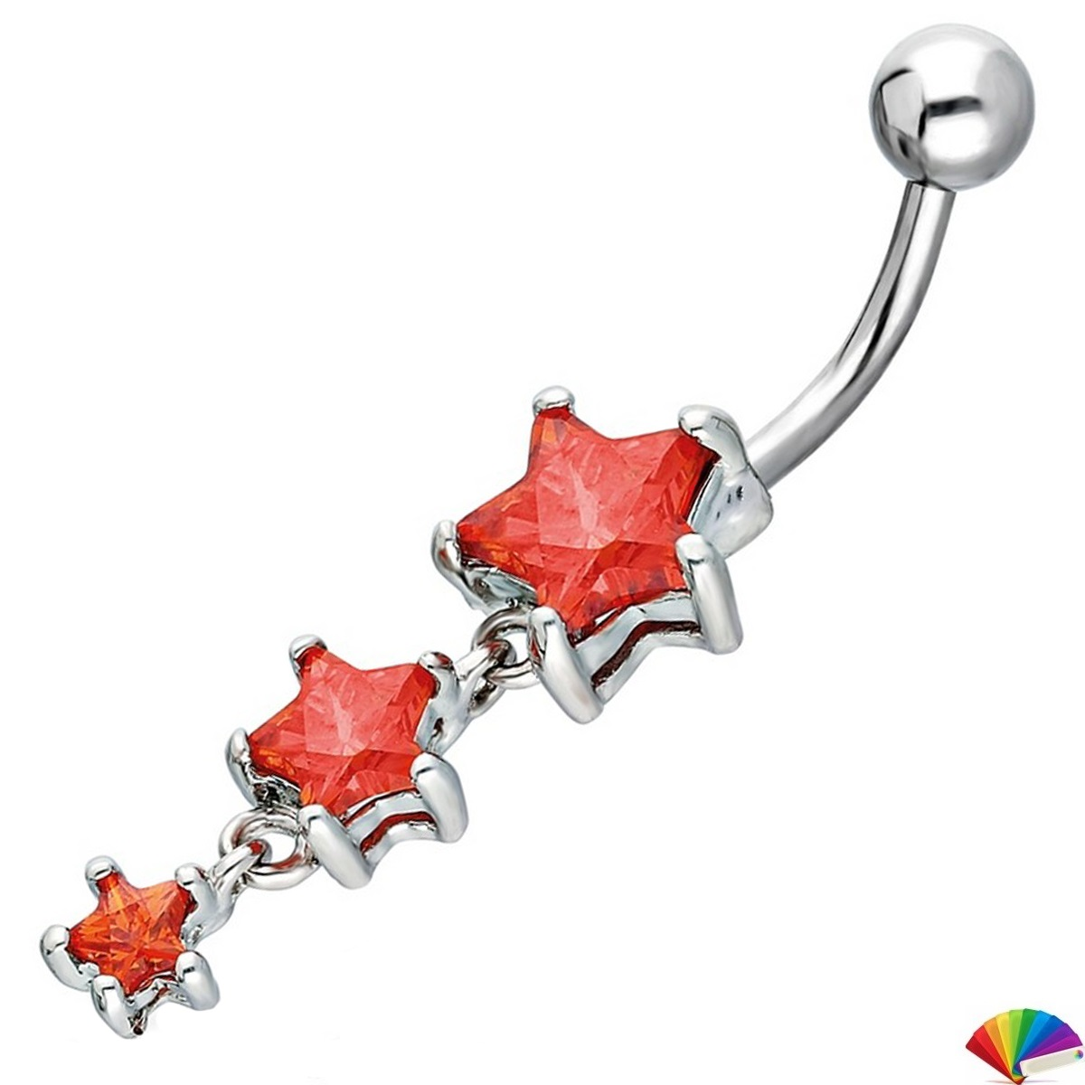 Belly Piercing:PRG004A