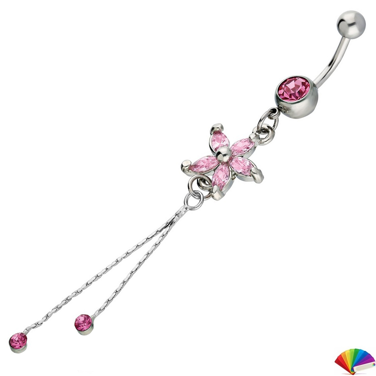 Belly Piercing:PRG007A