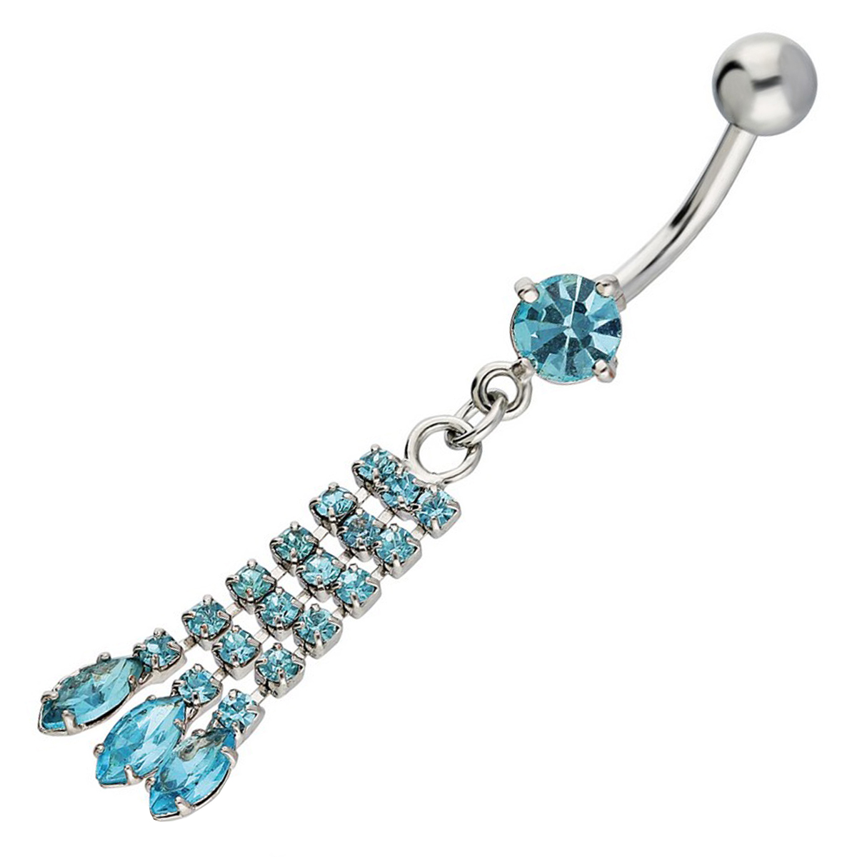 Belly Piercing:PRG008A