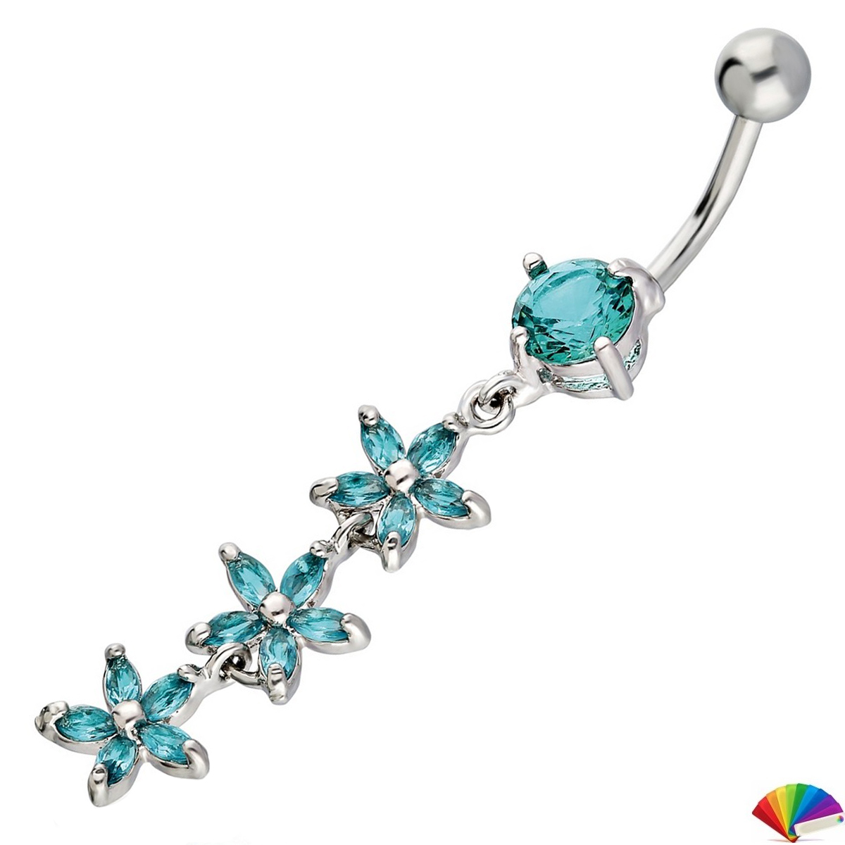 Belly Piercing:PRG009A