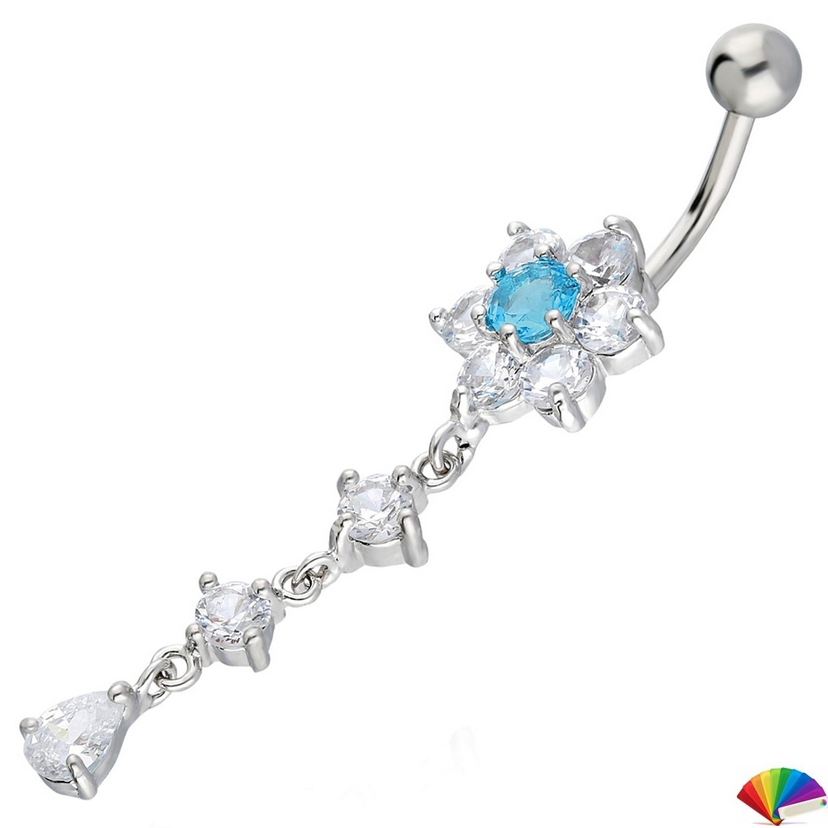 Belly Piercing:PRG011A