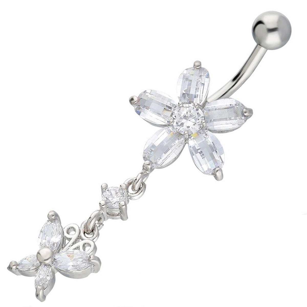 Belly Piercing:PRG012A