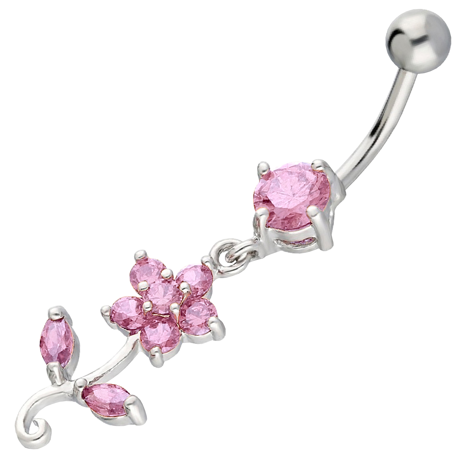 Belly Piercing:PRG016A