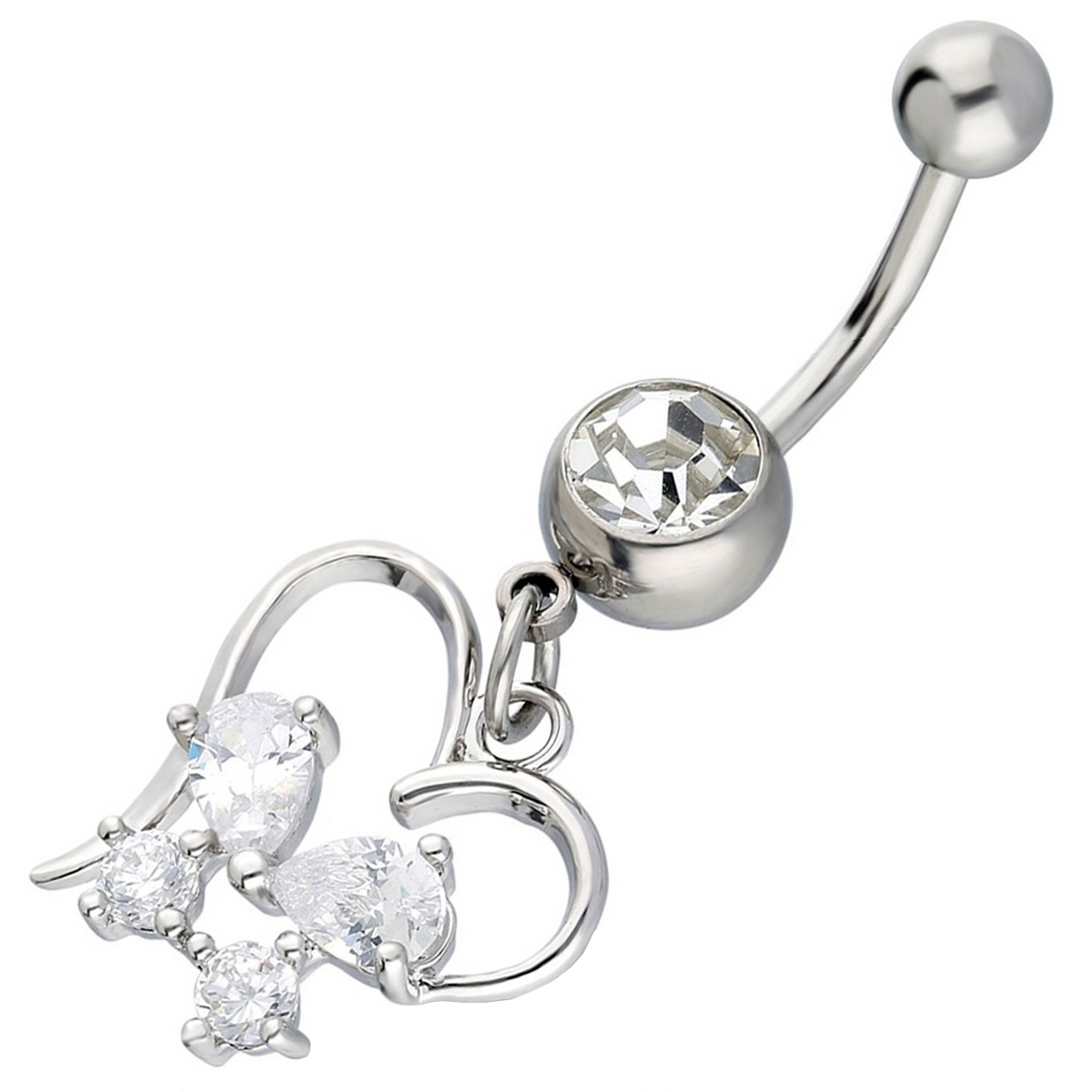 Belly Piercing:PRG019A