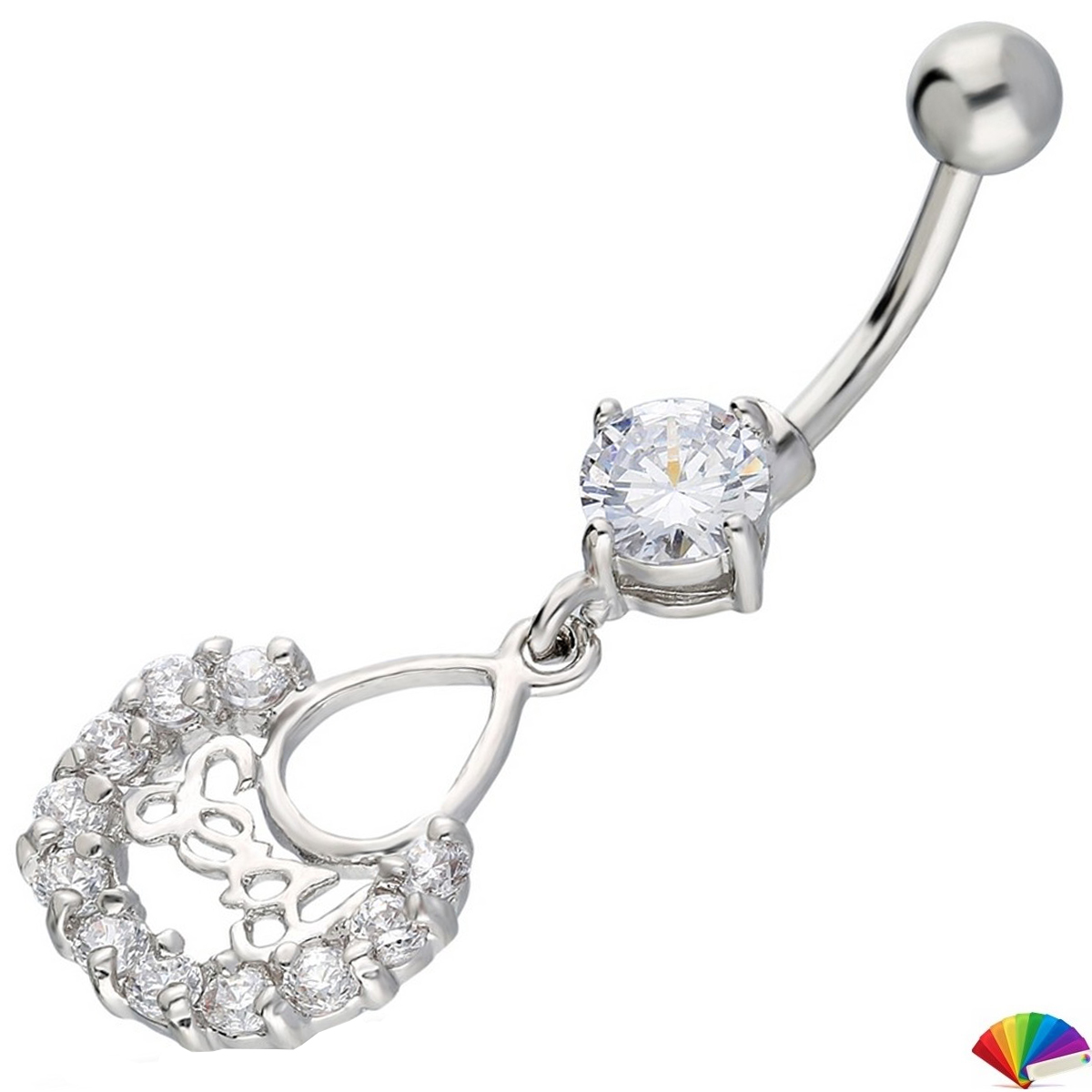 Belly Piercing:PRG021A