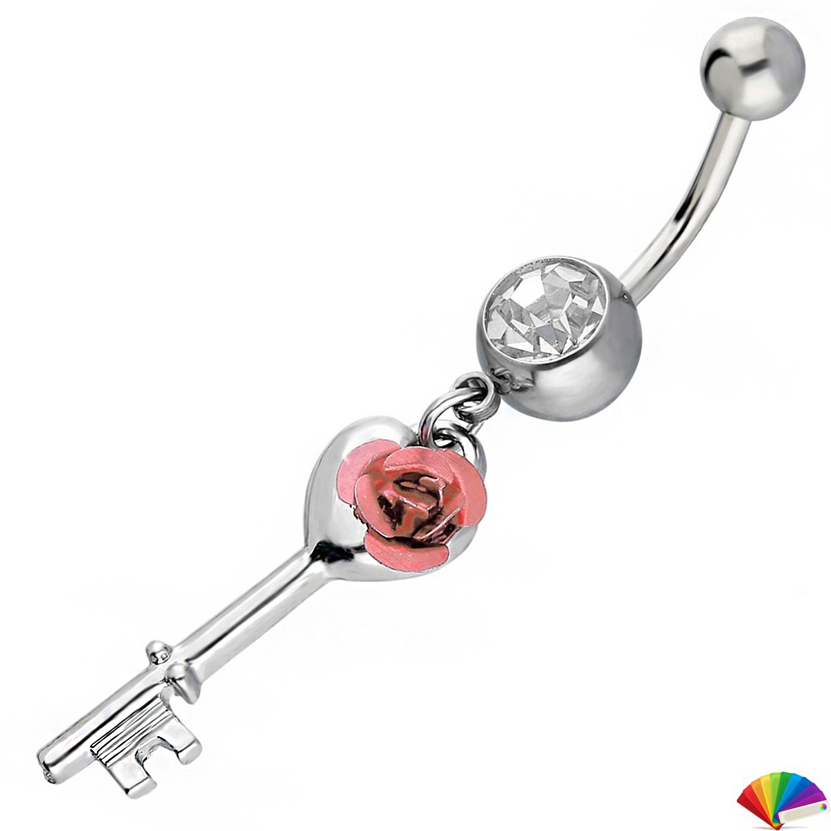 Belly Piercing:PRG041A
