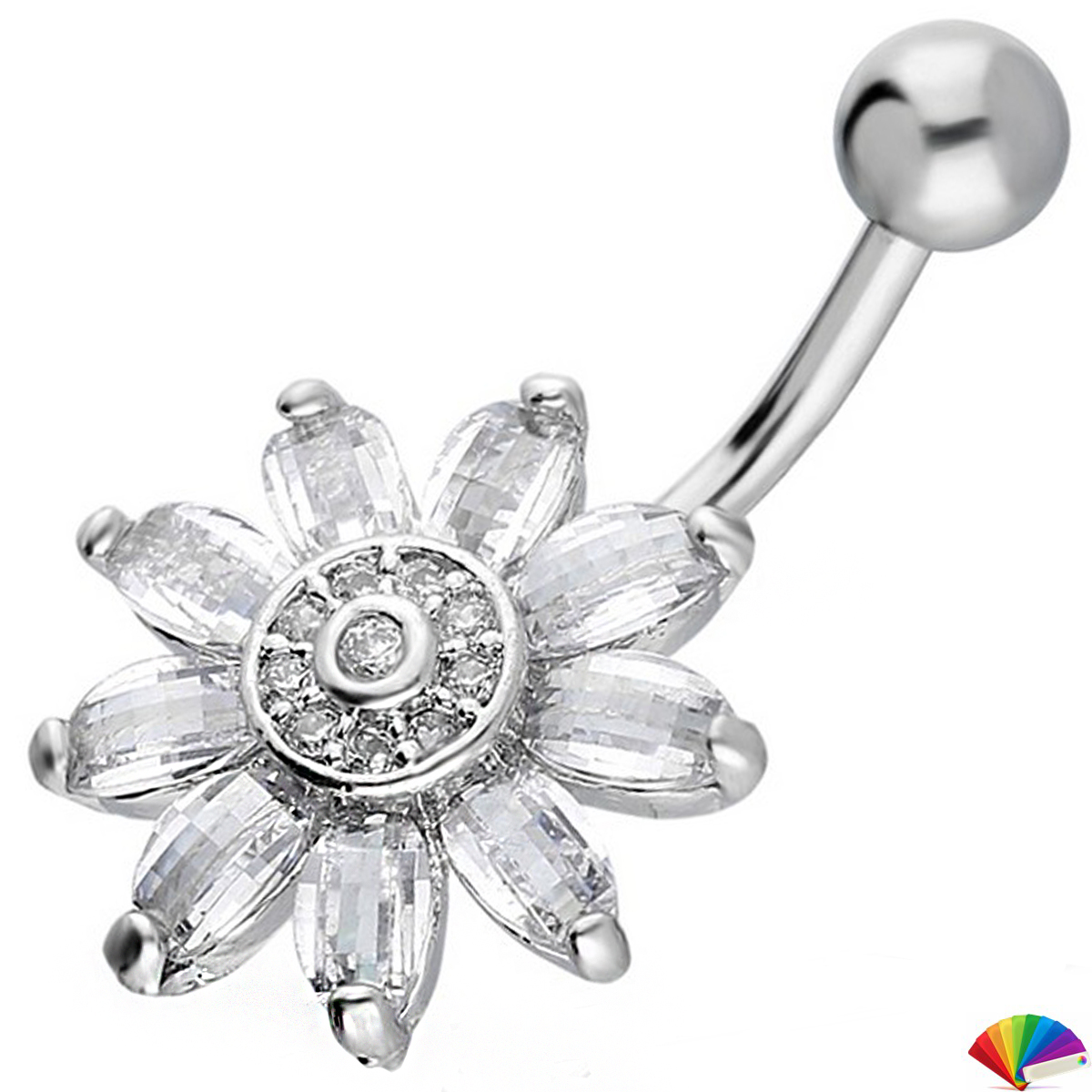 Belly Piercing:PRG065A