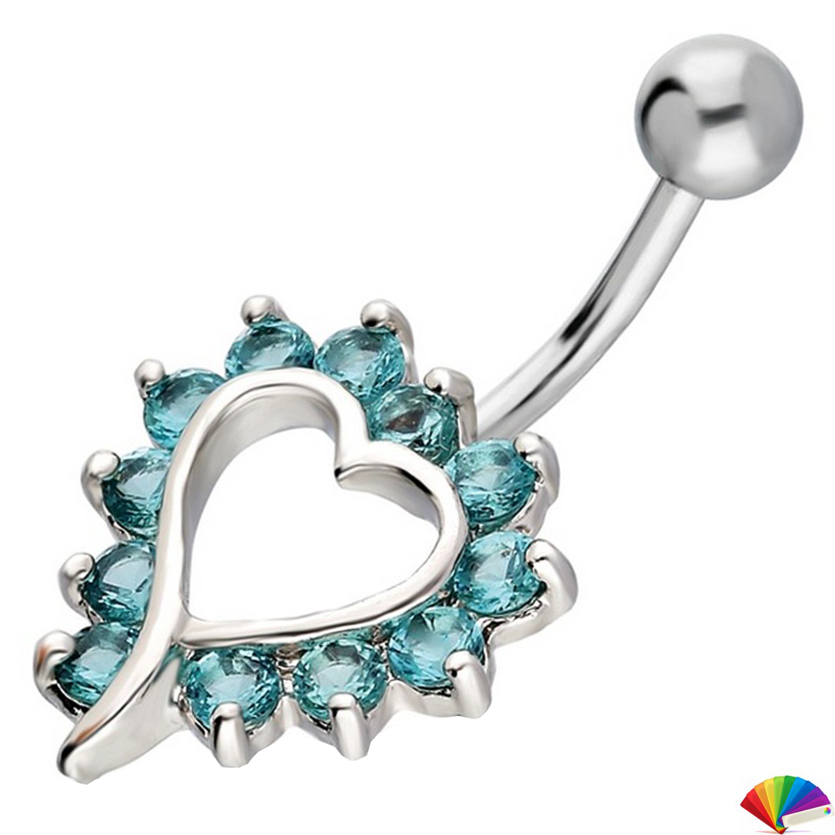 Belly Piercing:PRG071A
