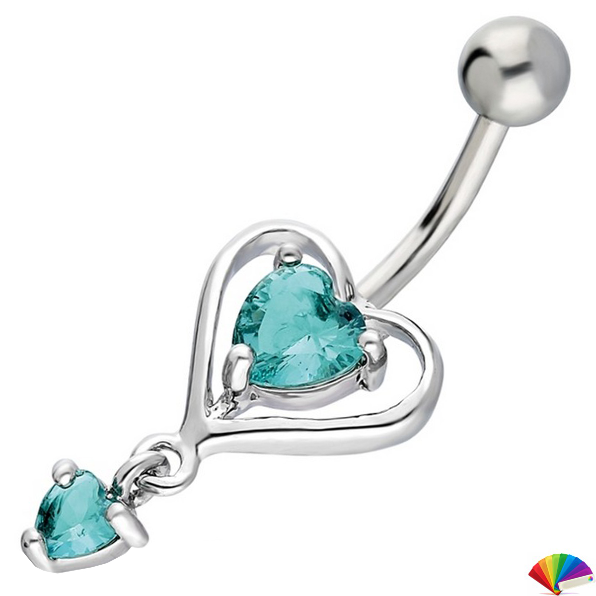 Belly Piercing:PRG083A