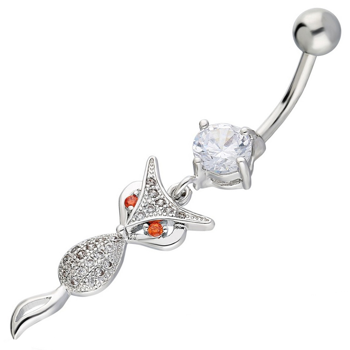 Belly Piercing:PRG086A