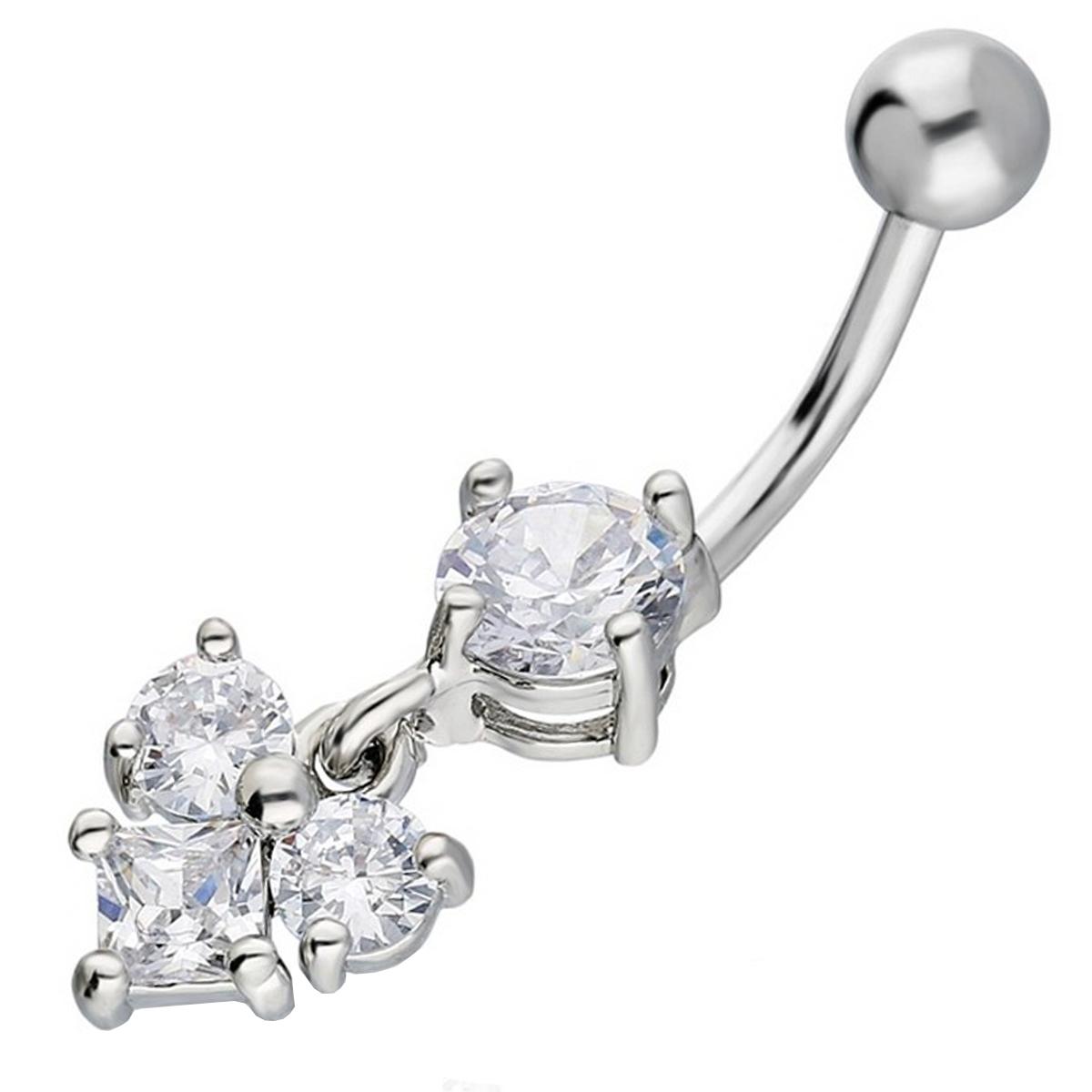 Belly Piercing:PRG091A