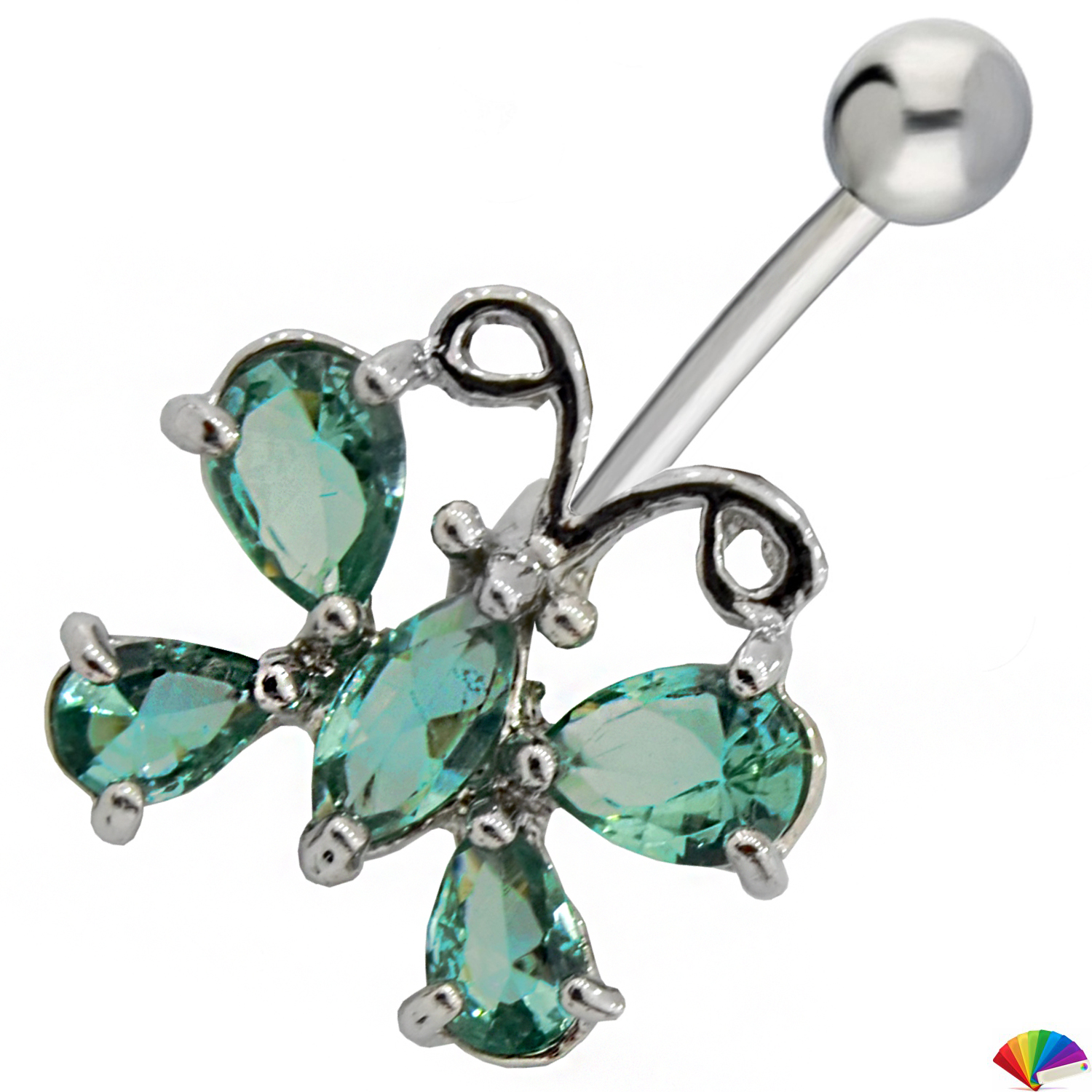 Belly Piercing:PRG132A
