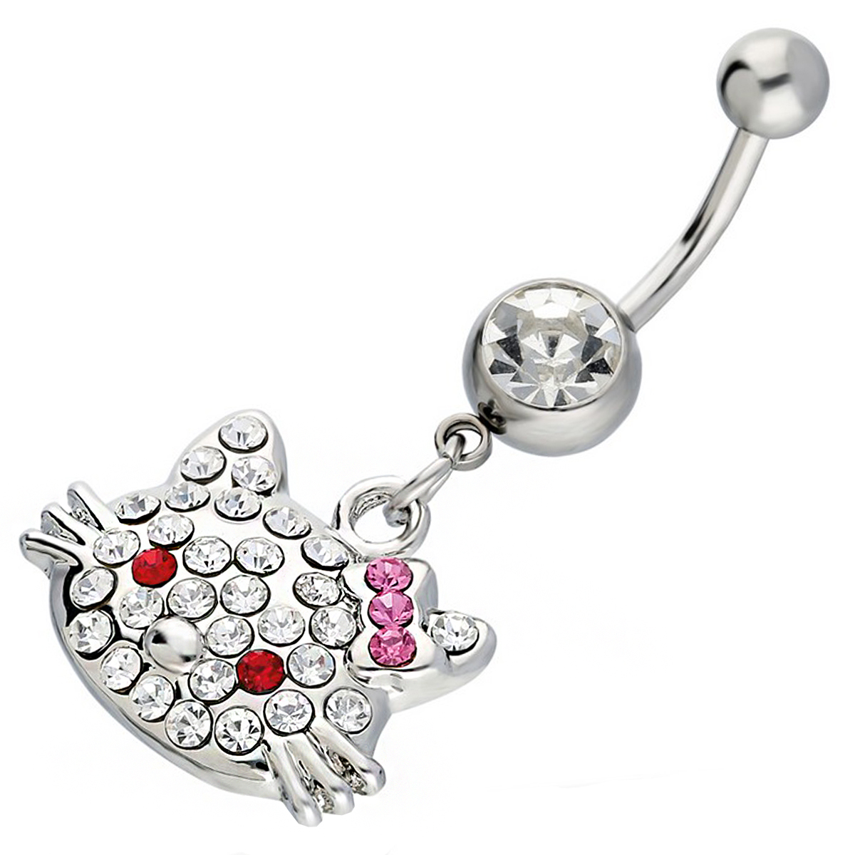 Belly Piercing:PRG134A