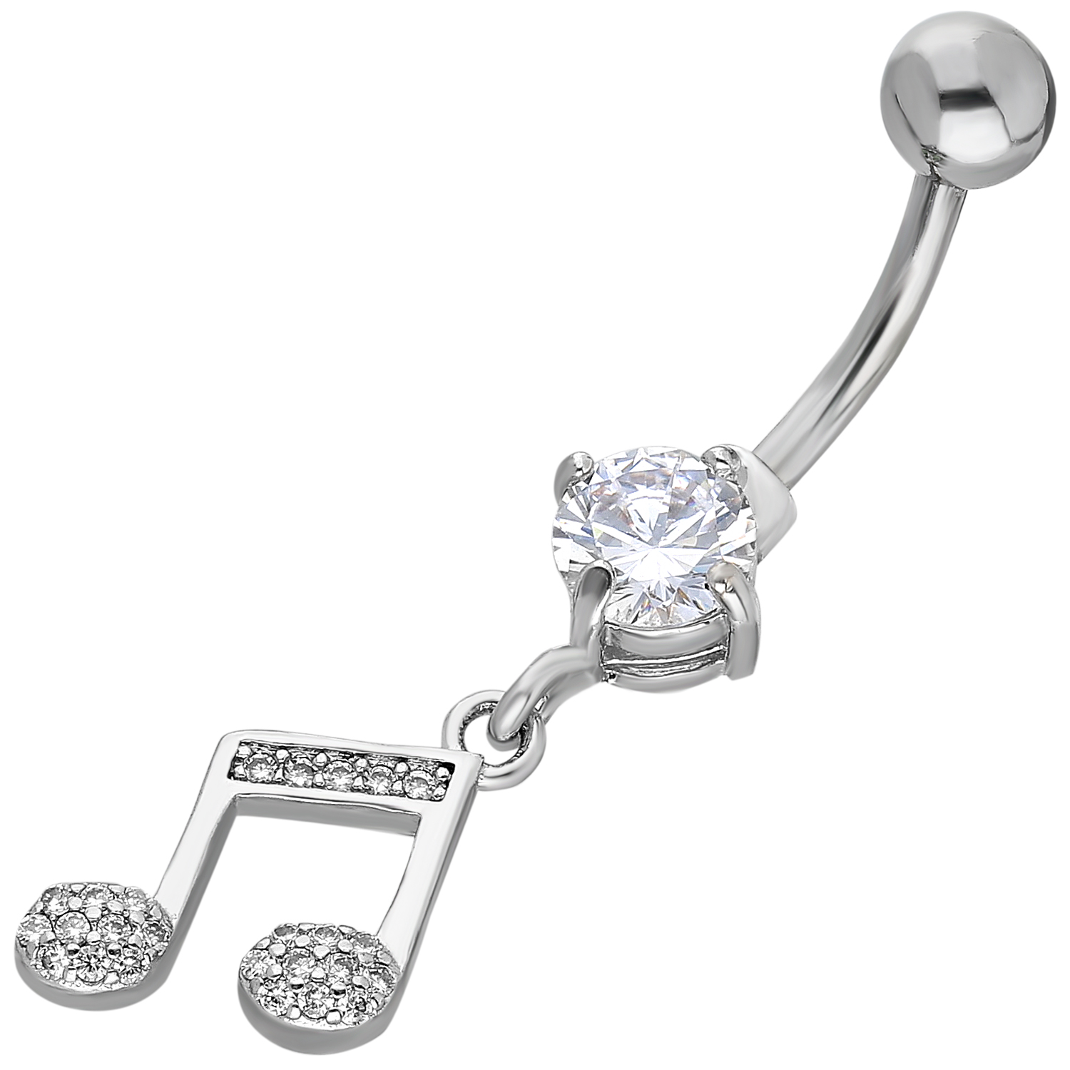 Belly Piercing:PRG165A