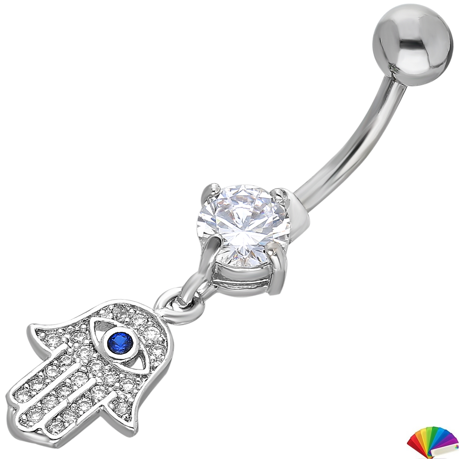 Belly Piercing:PRG196A