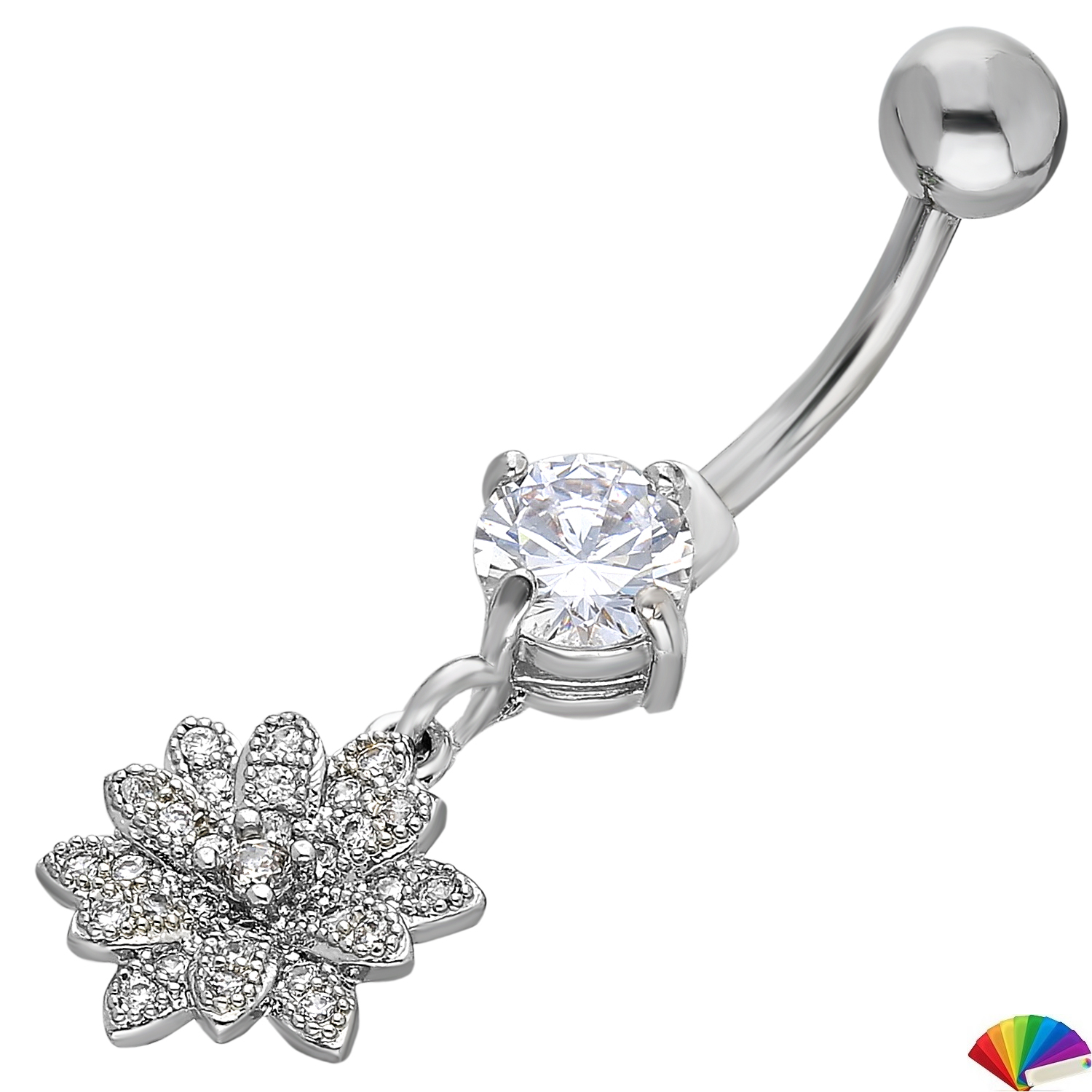 Belly Piercing:PRG210A