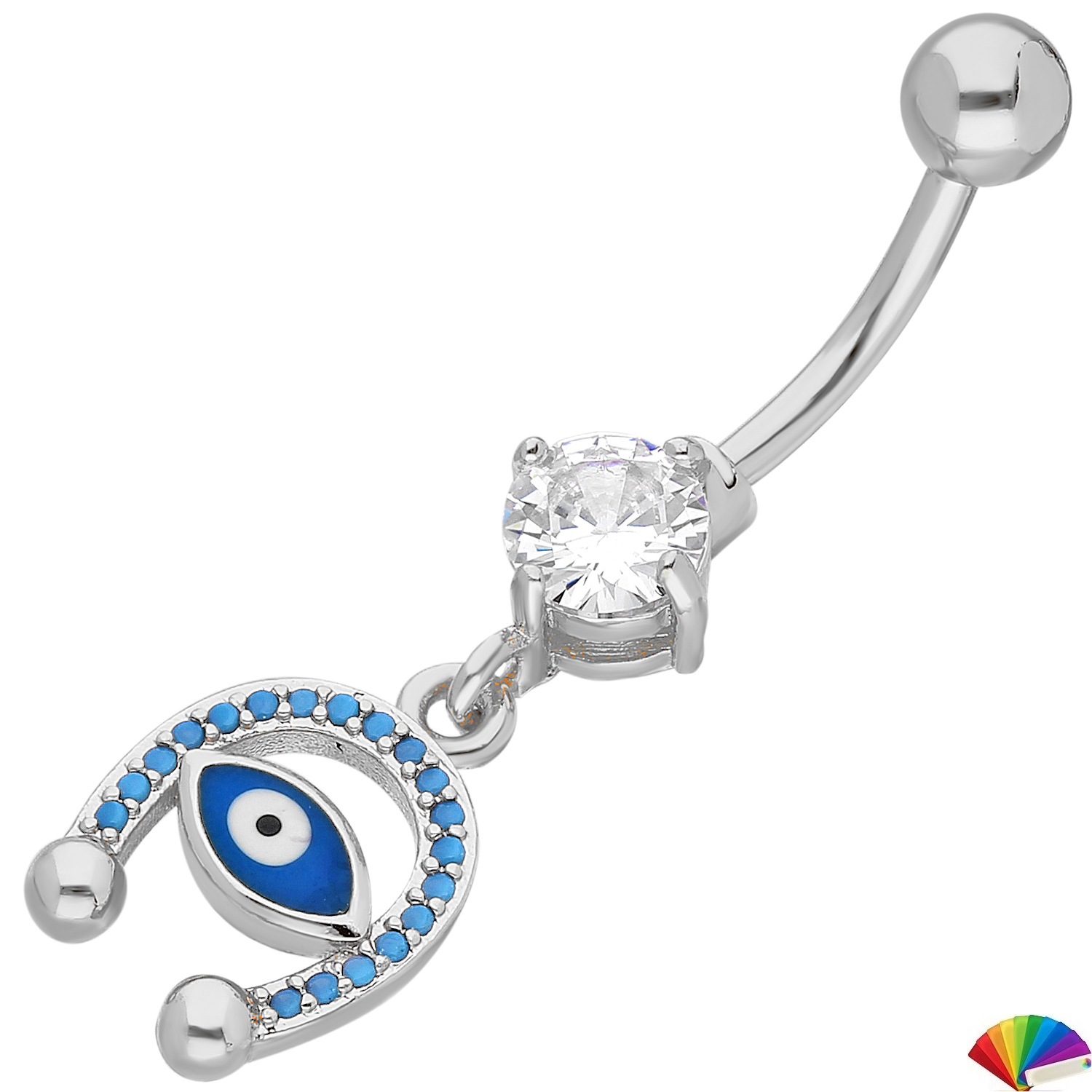 Belly Piercing:PRG219A