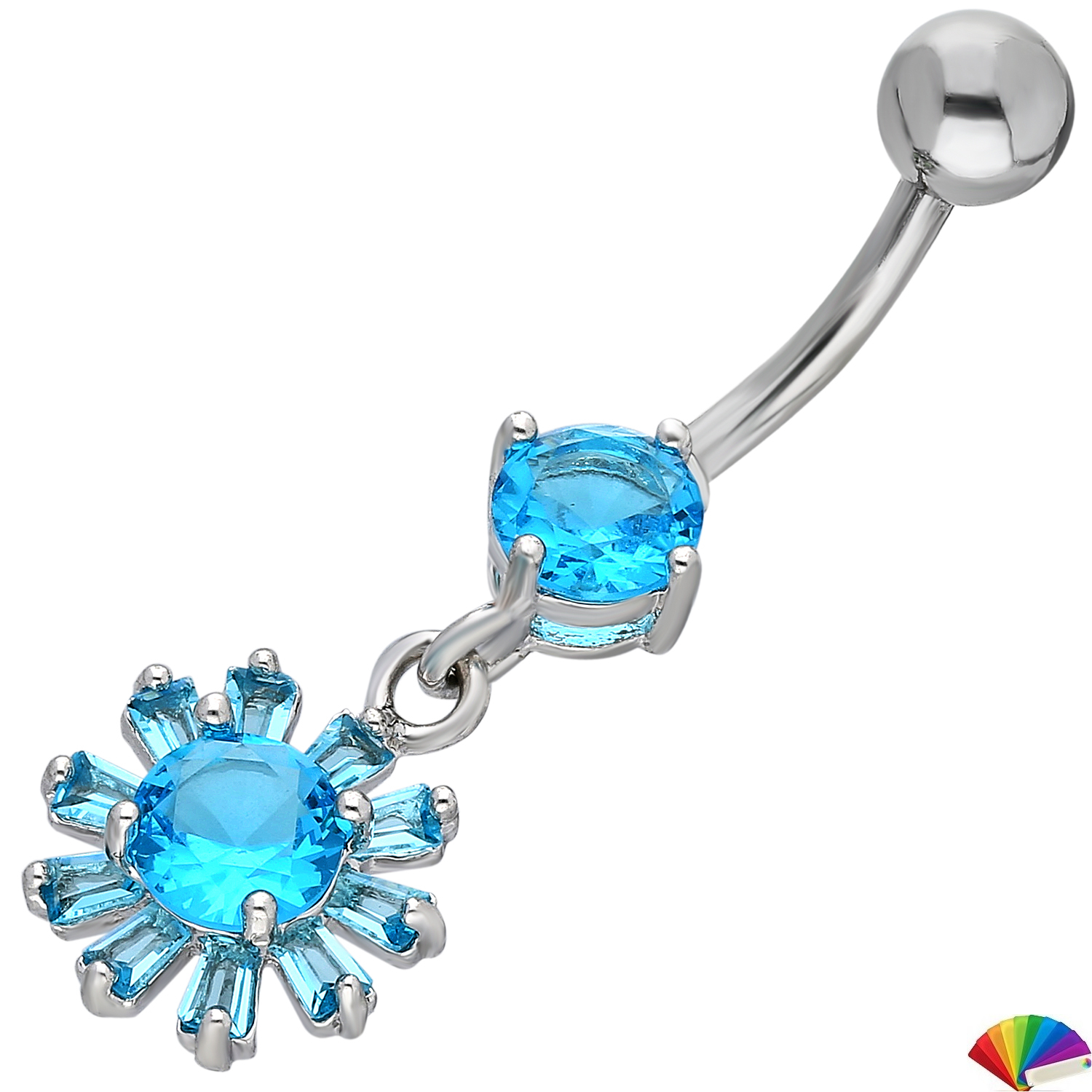 Belly Piercing:PRG237A