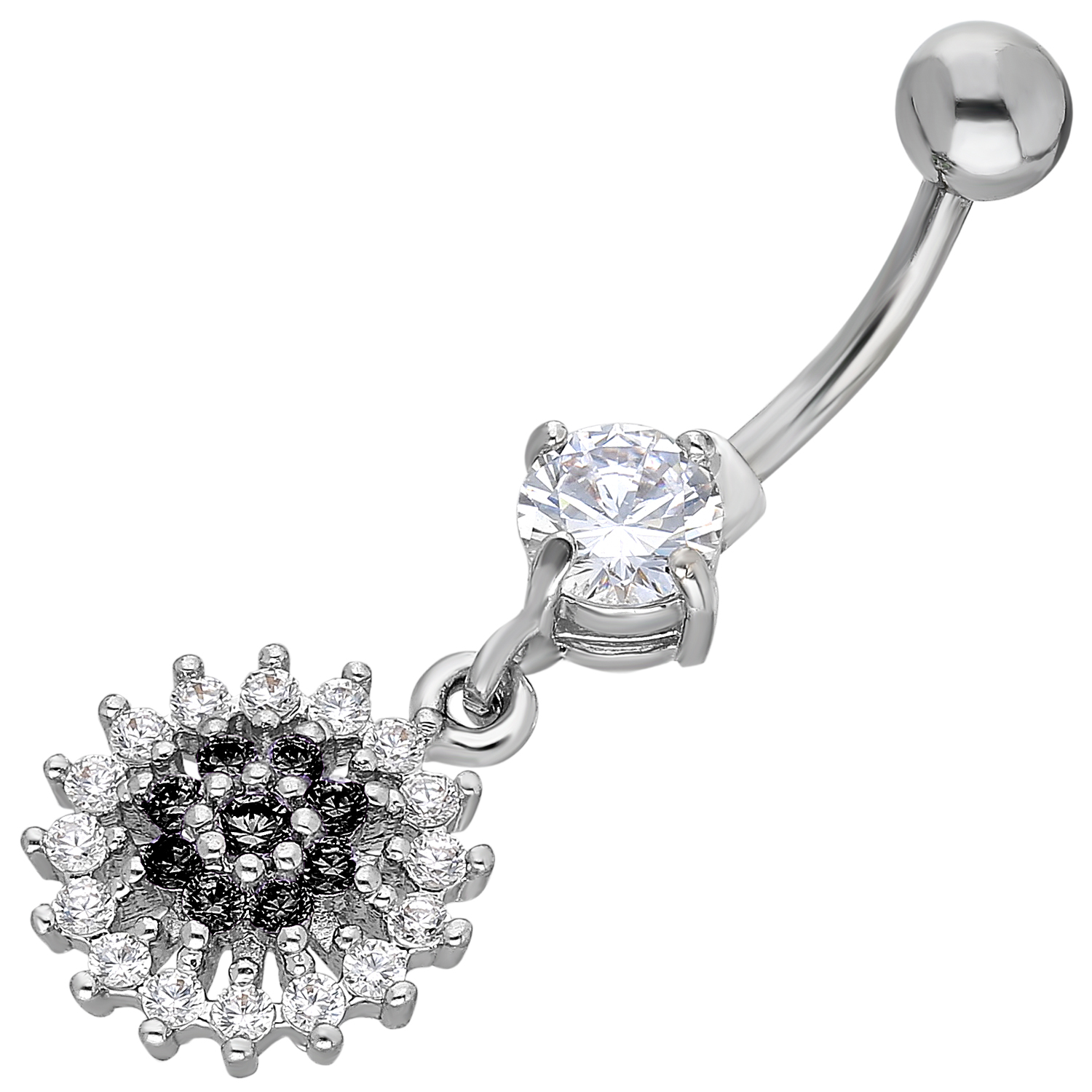 Belly Piercing:PRG238A
