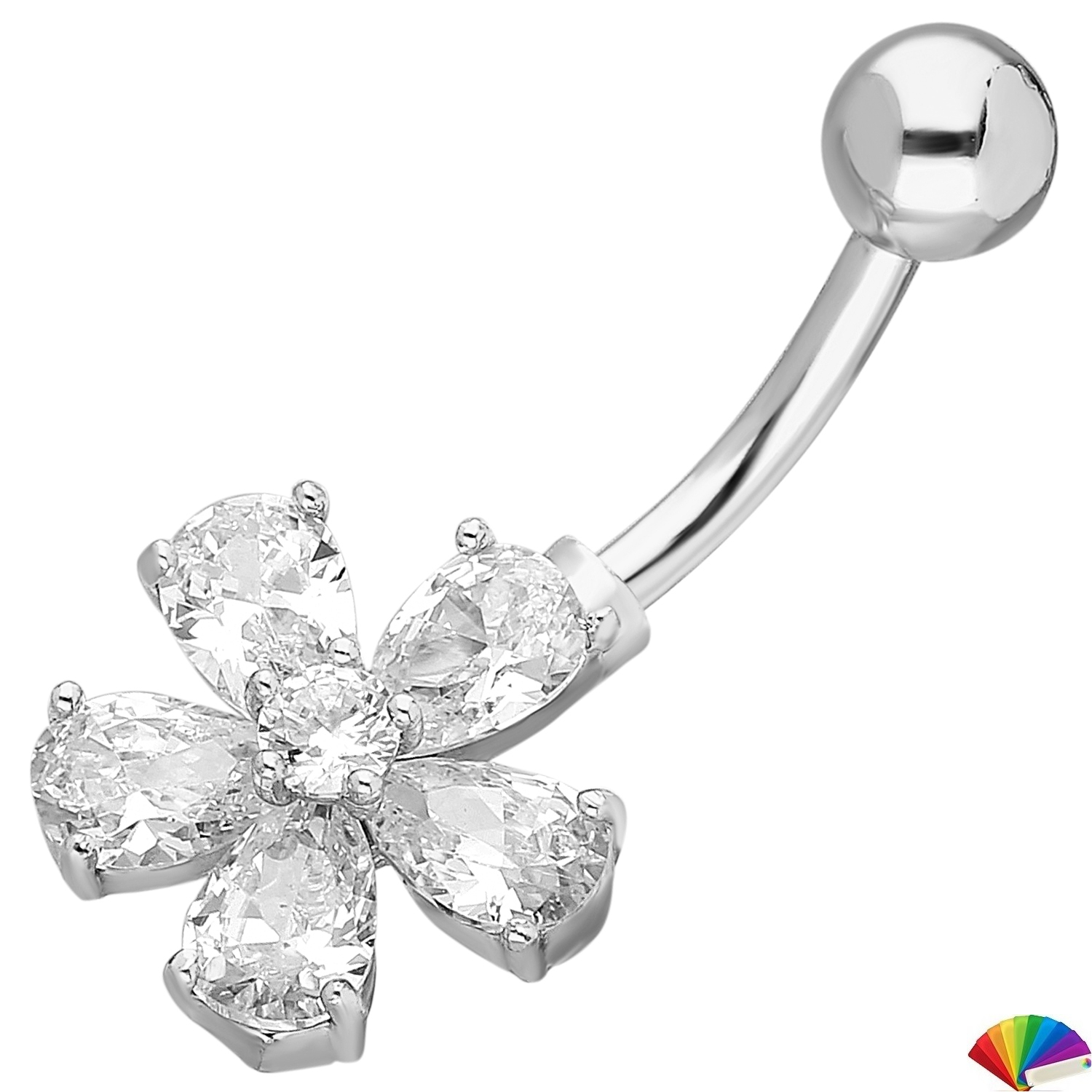 Belly Piercing:PRG239A