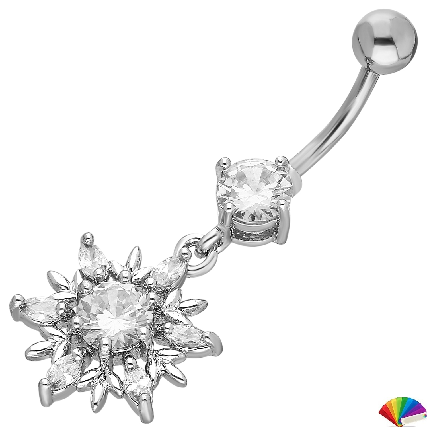 Belly Piercing:PRG241A