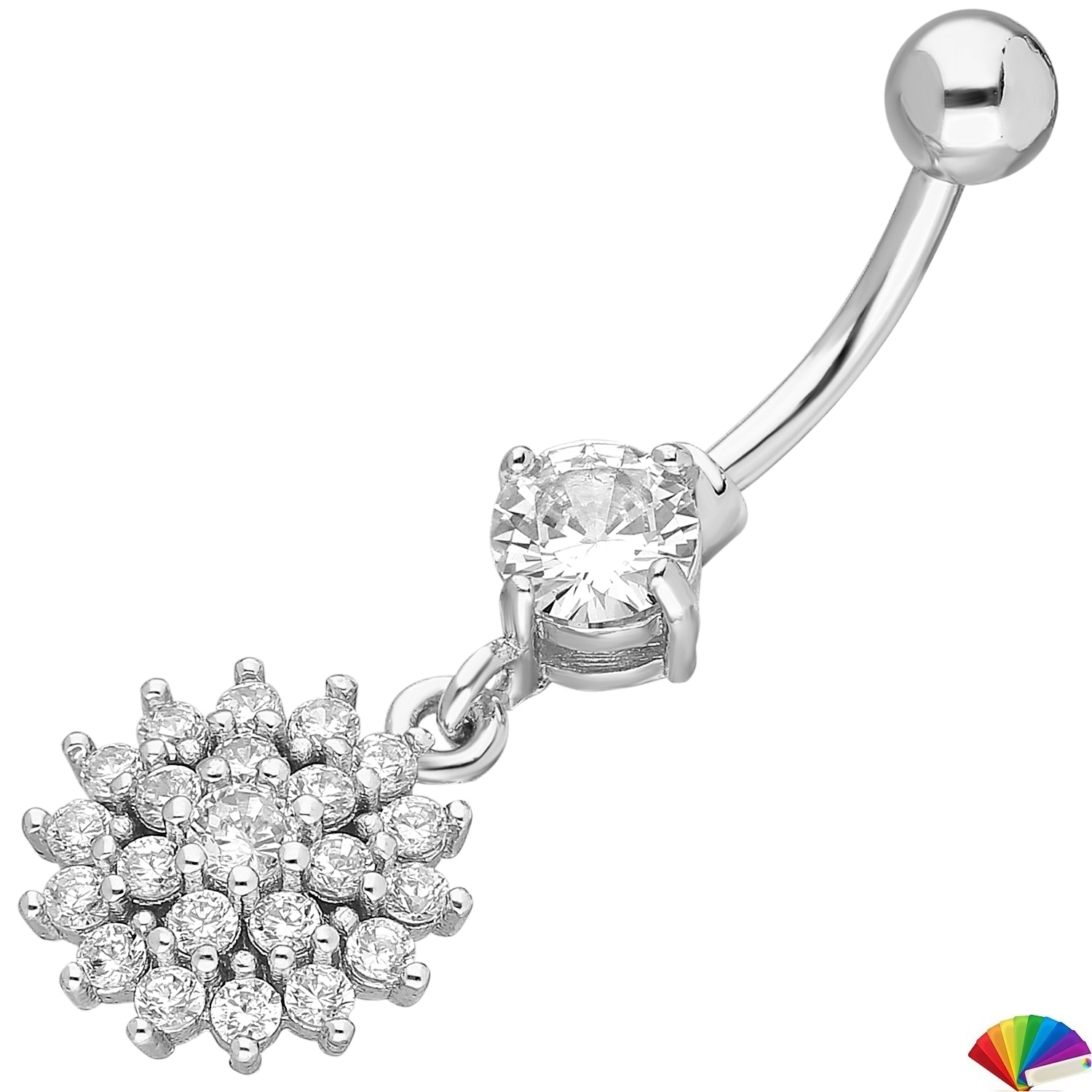 Belly Piercing:PRG242A