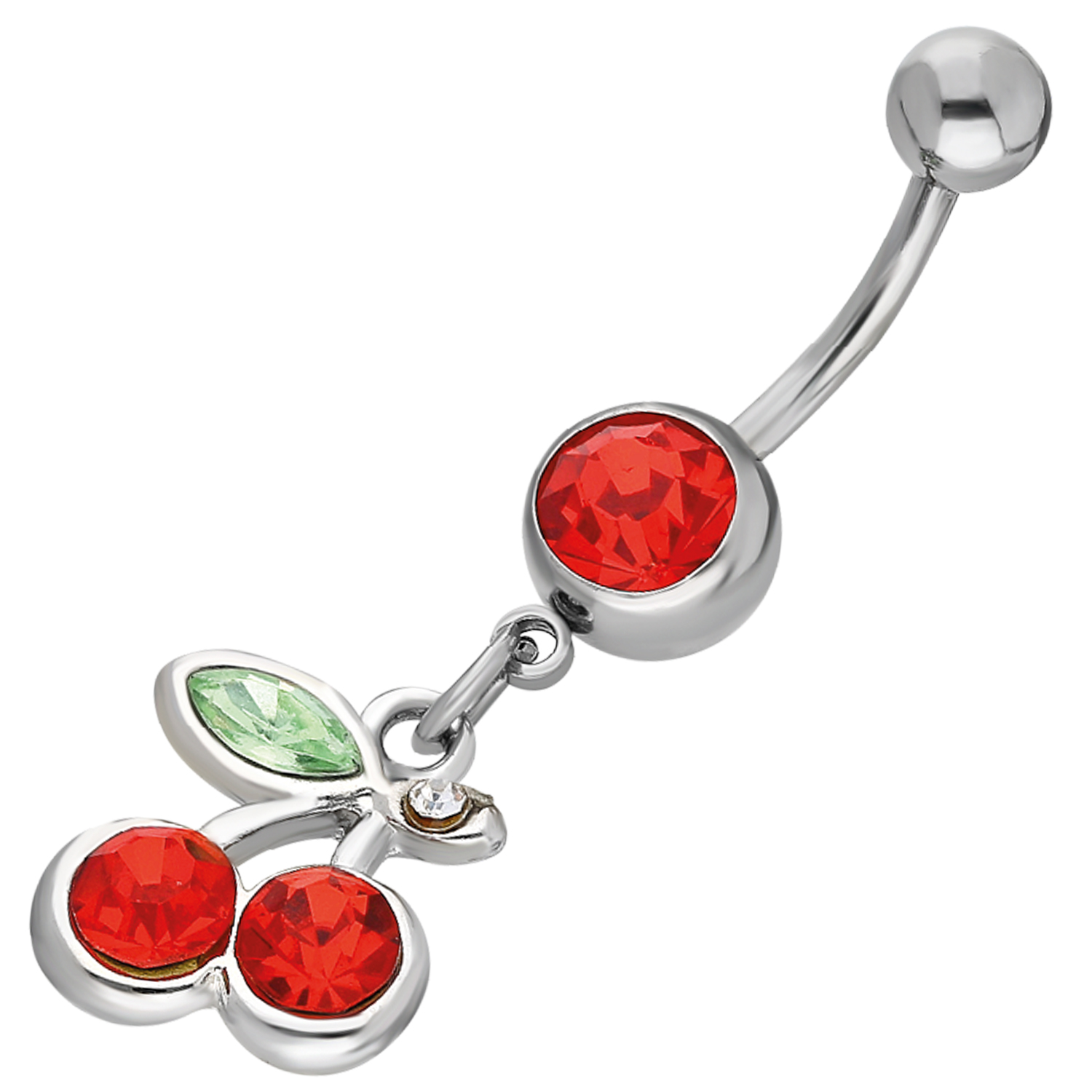 Belly Piercing:PRG256A